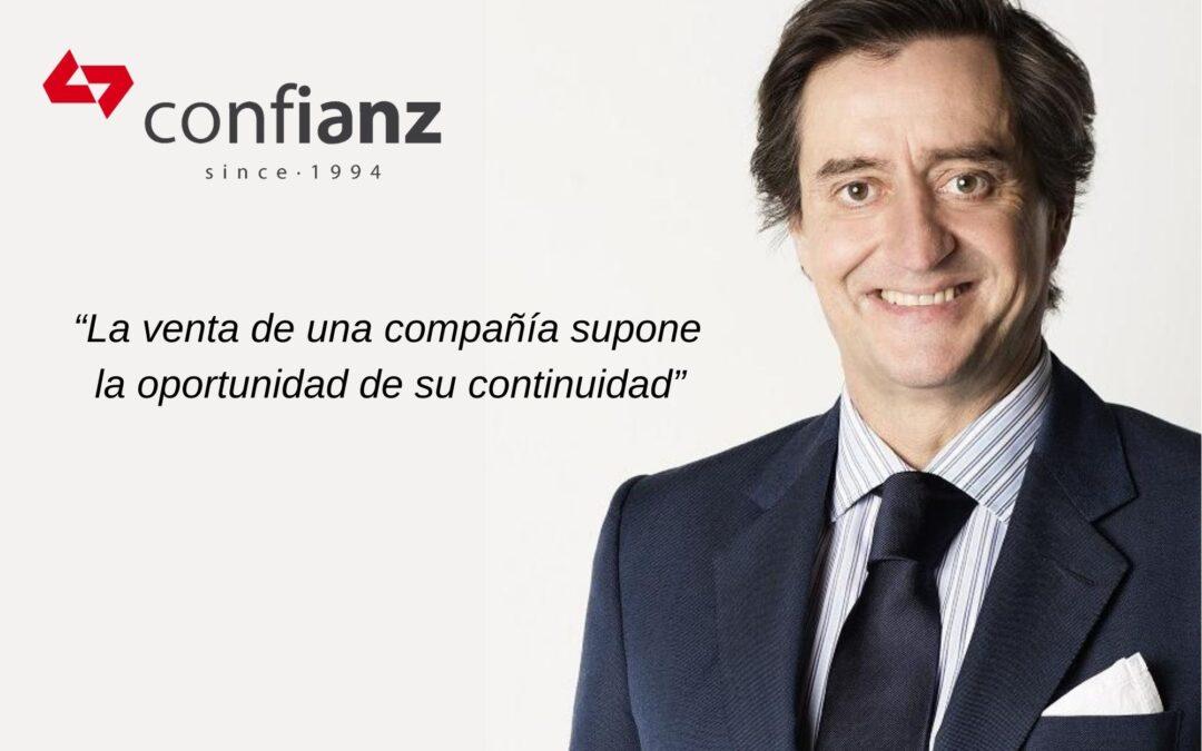 Entrevista a Manuel Urrutia en Estrategia Empresarial